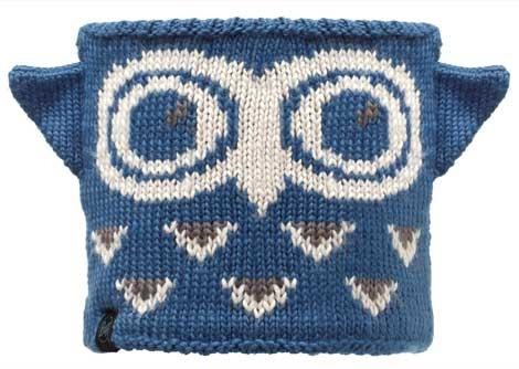 "BUFF Kinder Neckwarmer Knitted & Polar ""NELL"" 107949"