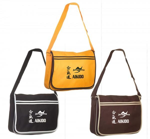 Messenger Bag Retro Aikido