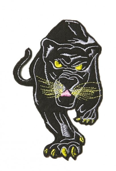 Patch Panther klein