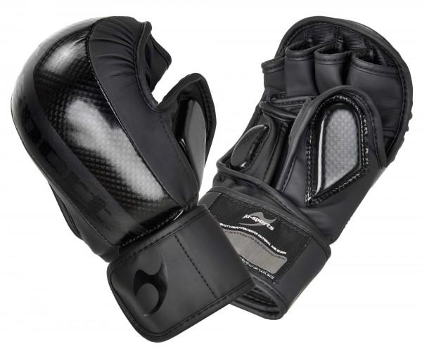 "MMA/Allkampf Sparring Handschuh Carbon ""Assassin"" schwarz"