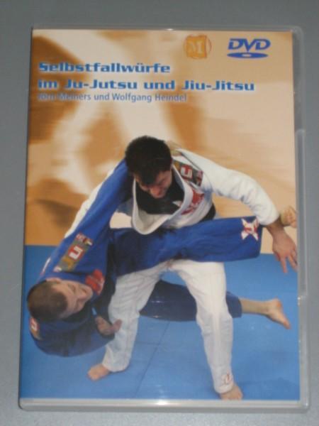 Selbstfallwürfe im Ju-Jutsu und Jiu-Jitsu