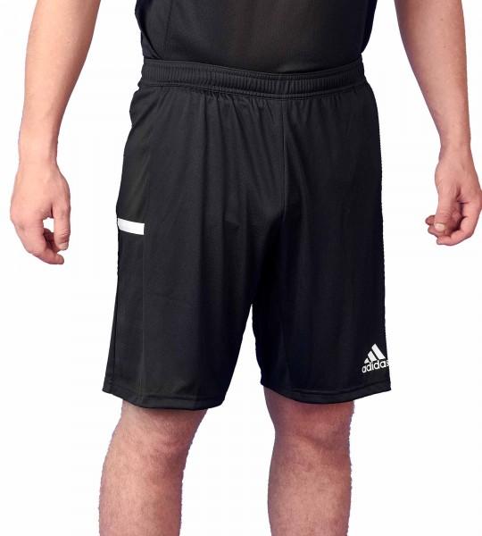 adidas T19 Knee Shorts Männer schwarz/weiß, DW6864