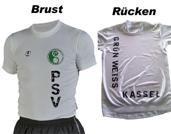 Compression Shirt kurzarm Kassel Vereinsedition